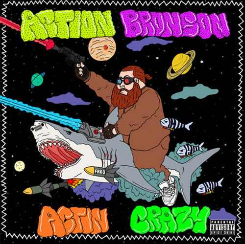 Action Bronson Actin Crazy Mr. Wonderful