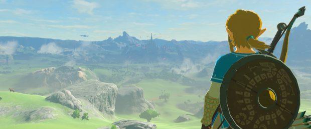 Gamepro_Link_Zelda_Breath of the Wild_Nintendo_Switch_Nintendo
